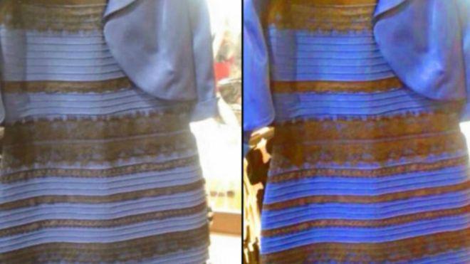 لباس عروسی که رنگش معلوم نیست!+عکس