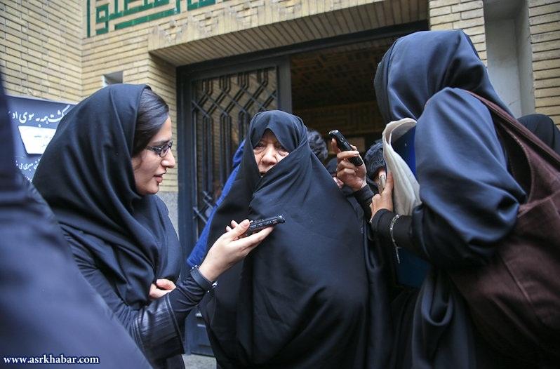 عفت مرعشی: من روابط ایران و عربستان را درست کردم