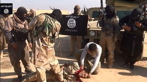 نکات بهداشتی داعش برای سربریدن!
