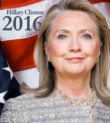 پوسترهای تبلیغاتی هیلاری کلینتون برای انتخابات 2016 آمریکا منتشر شد/تصاویر