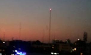 پرواز جنگنده در ارتفاع پایین بر فراز تهران/فیلم