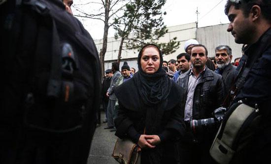 صبا کمالی : احمدی نژاد برای رفع ممنوع التصویری من تلاش کرد