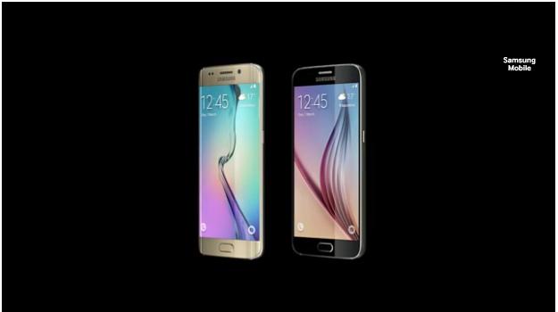 Samsung Galaxy S6 رونمایی شد +تصاویر