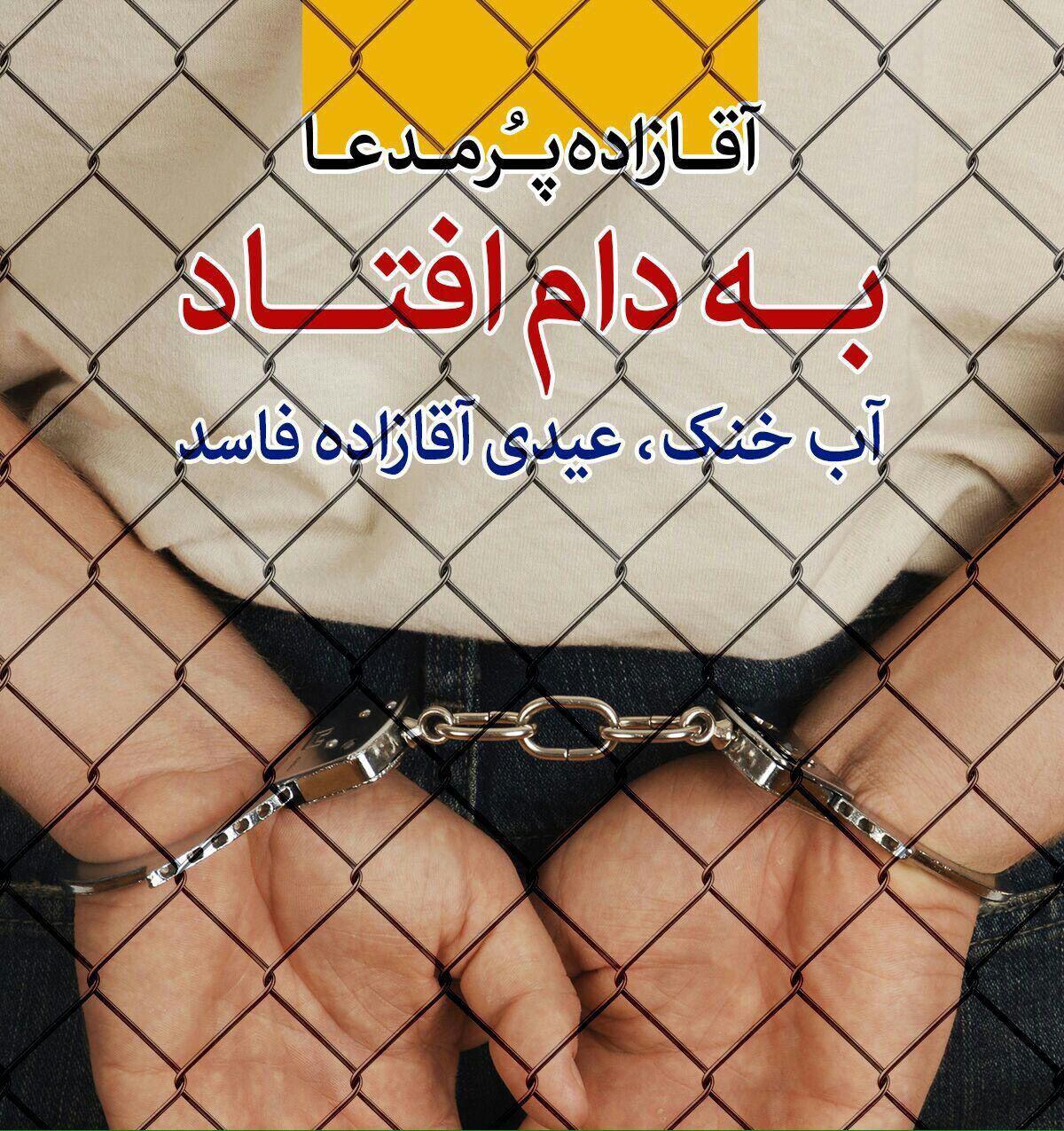 آقازاده جنجالی م. هـ به 15 سال حبس محکوم شد