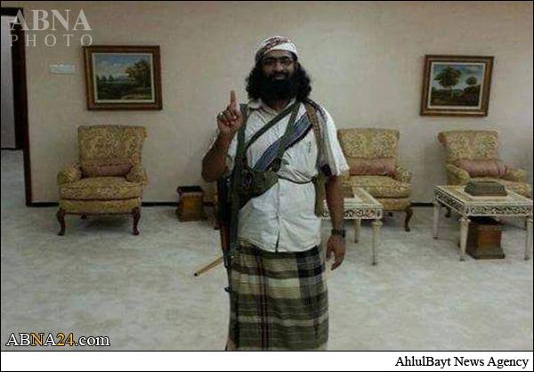 رهبر فراری القاعده از زندان یمن+عکس