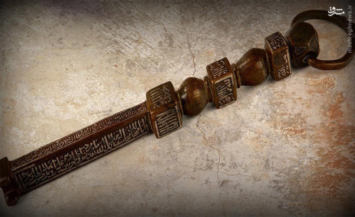 کلید کعبه را تاکنون دیدهاید؟ + عکس