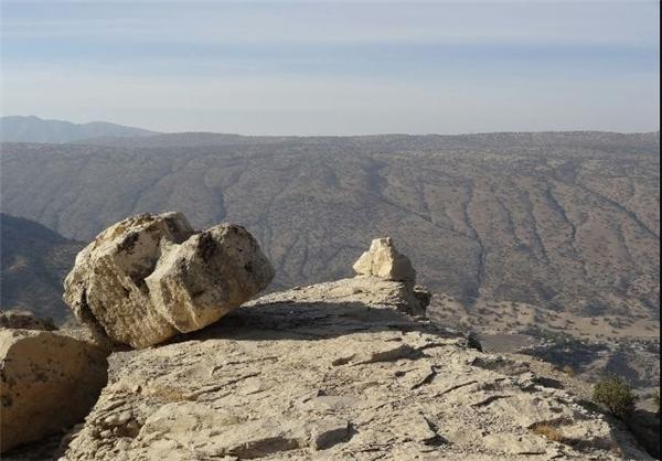تخریب تاسفبار جاذبه توریستی زیبا در سرفاریاب + عکس