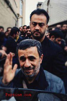 محافظ احمدی نژاد در سوریه شهید شد + عکس