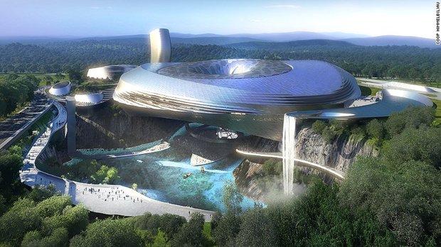 عجیب ترین هتلهای دنیا را در اینجا ببینید‼️تصاویر