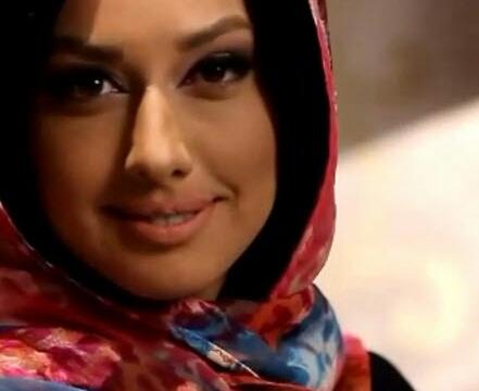 صدف طاهریان در ایام محرم کشف حجاب کرد + تصاویر