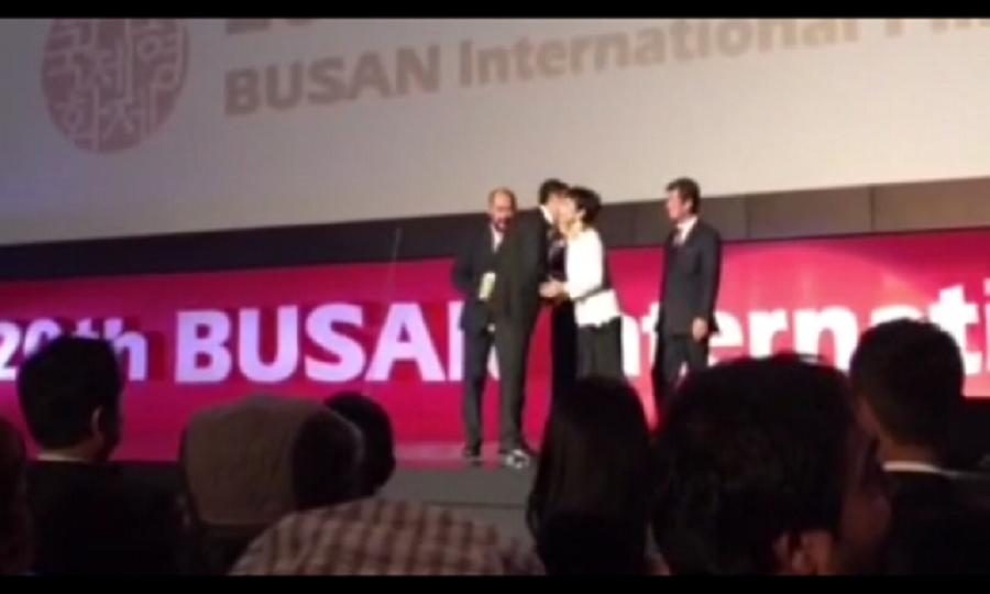 اقدام خلاق شرع کارگردان ایرانی در کرهجنوبی! + تصاویر