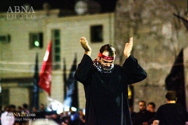 گزارش تصویری عزاداری شیعیان در شرق عربستان