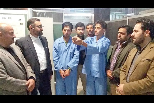 قاتلان طلافروش در کمتر از 48ساعت دستگیر شدند+عکس