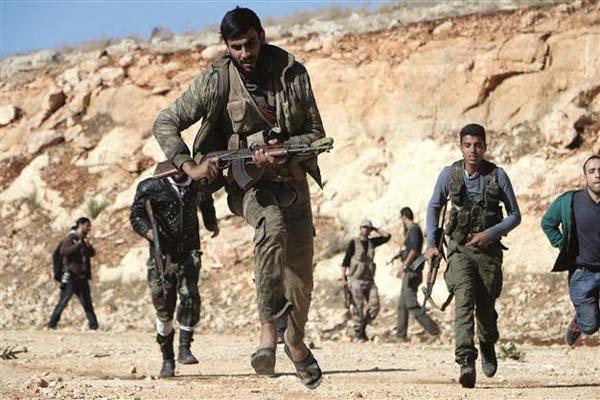 فرمانده آمریکایی آموزش شورشیان سوری برکنار شد