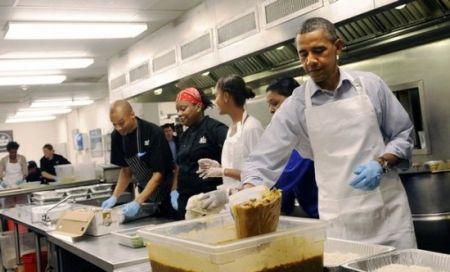 «مکدونالد» سیاست آشپزخانهای آمریکا!