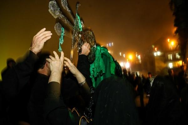عکس های زیبا مراسم علمبندان ماسوله محرم 94