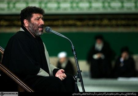 همه کنایههای سیاسی در مداحیهای امسال حسینیه امام‼️