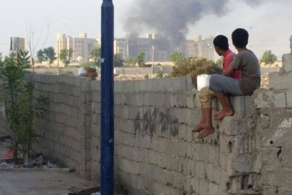 غارت آثار تاریخی یمن به دست شاهزاده سعودی‼️