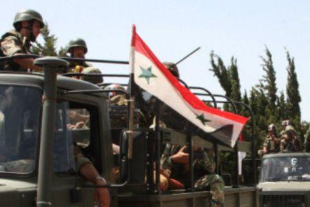 داعش در محاصره نیروهای ارتش سوریه/عقب نشینی مخالفان بشاراسد ادامه دارد