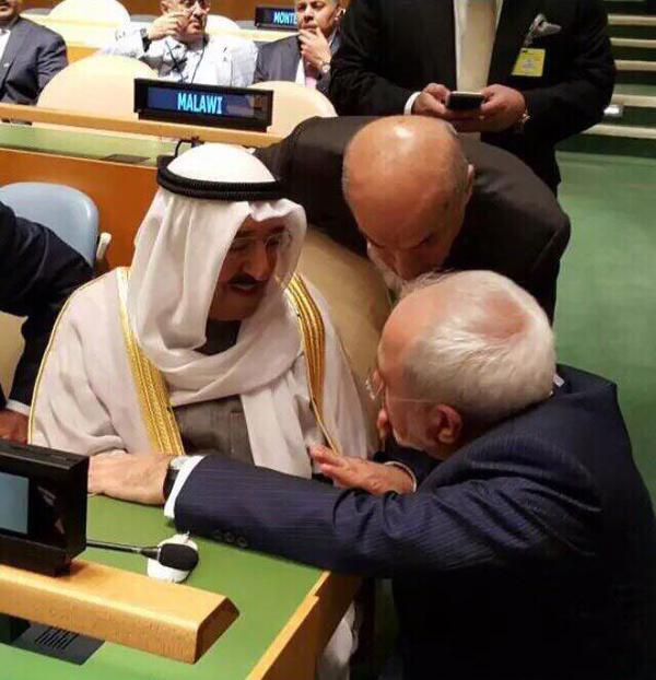 نبین چقدر ظریفه ، آیا عربستان رو حریفه؟!