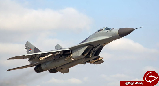 دوردور جنگندههای نهاجا در آسمان دمشق!+تصاویر