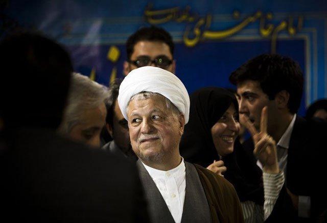 حمله رفسنجانی به یادگار امام خمینی(ره)!