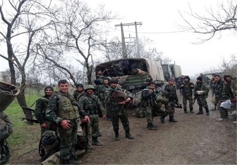 روسیه « عملیات انسانی » را در سوریه آغاز کرد