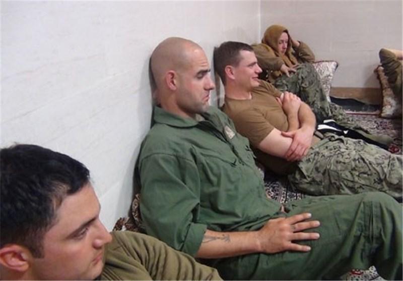 سپاه پاسداران ۱۰ تفنگدار آمریکایی را آزاد کرد