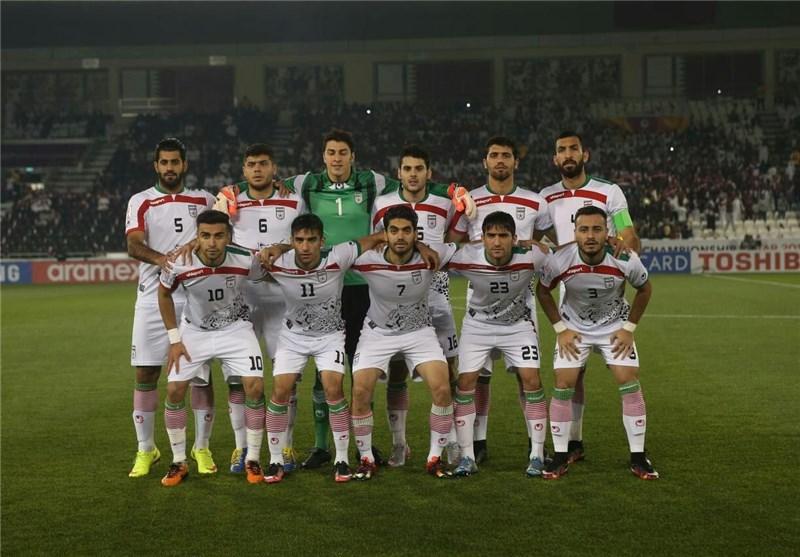 مشخص شدن ترکیب تیم امید برای دیدار با ژاپن