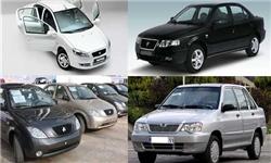 افزایش قیمت خودرو /پراید ۲۰۰ و پژو پارس ۳۰۰ هزار تومان گران شد