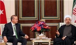 اضهارات اردوغان در نشست مشترک با دکتر روحانی