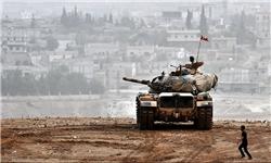 ترکیه نیرو های خود را وارد حلب در سوریه کرد
