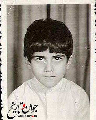 بن لادن در کودکی+عکس