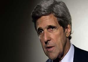 هدف انفجار های افغانستان جان کری بود؟