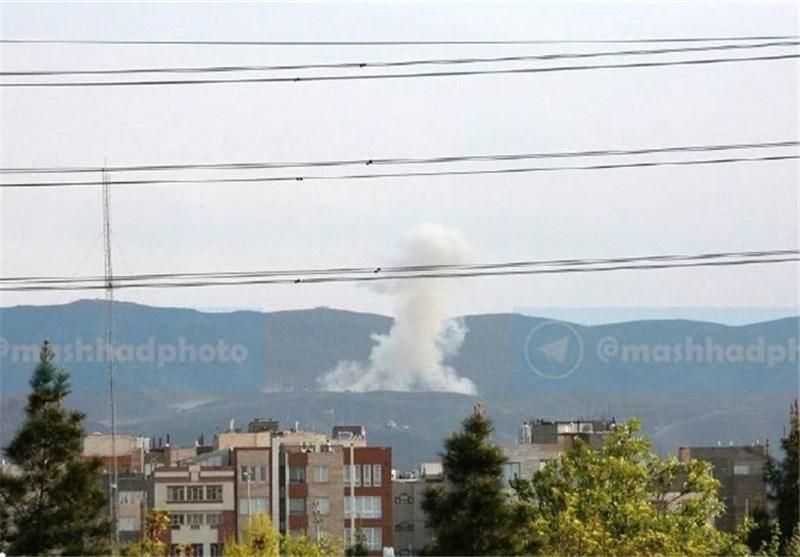 انفجار در جنوب مشهد؛از شایعه تا واقعیت