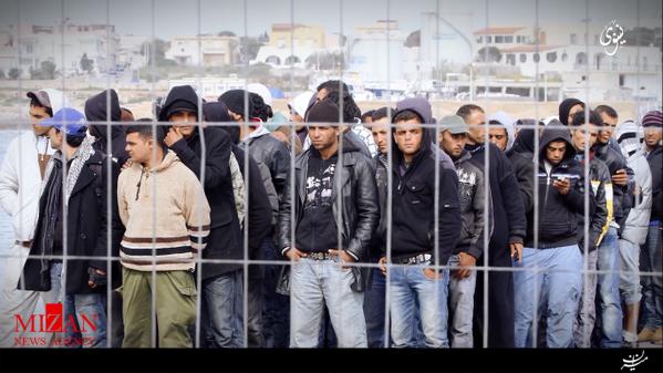 داعش خواستار توقف مهاجرت به اروپا شد
