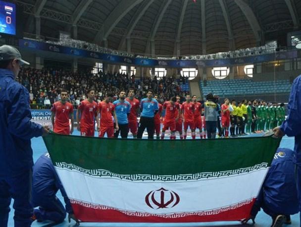 تیم ملی فوتسال ایران در بین نامزد های برترین تیم جهان