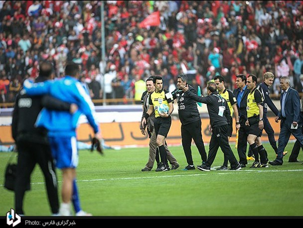 باشگاه استقلال از ترکی شکایت کرد