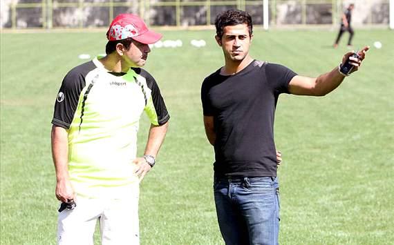 شوک به فوتبال ایران/ مهرداد اولادی در گذشت