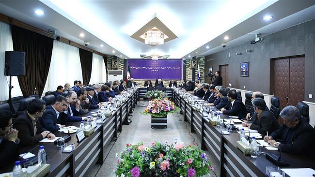 روحانی:پیشی گرفتن صادرات نفتی از غیرنفتی