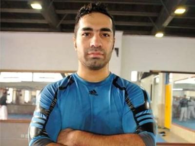 حسین روحانی مربی تیم ملی کاراته امشب راهی چین میشود