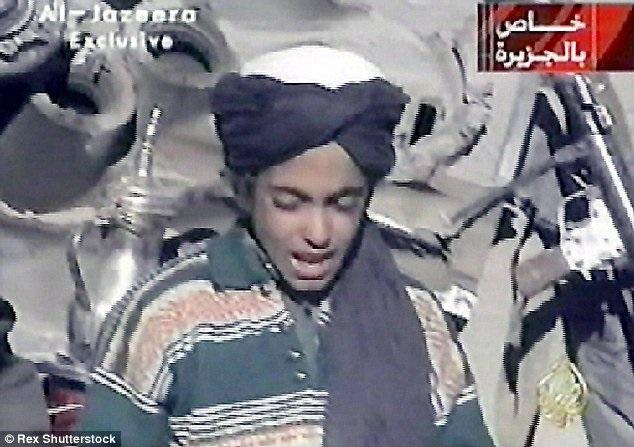 خط و نشان پسر اسامه بن لادن برای نیروهای مقاومت در سوریه! + عکس