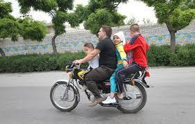 برخورد شدید با تخلفات موتورسیکلت سواران در پایتخت
