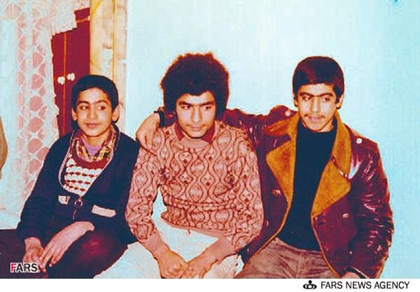 تصویری دیده نشده از دوران جوانی شهید تهرانی مقدم