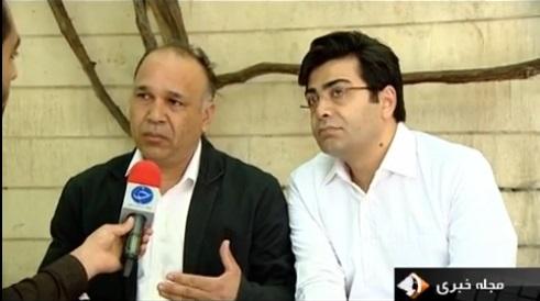 گزارش باشگاه خبرنگاران از هرآنچه برای فرزاد حسنی در برنامه اکسیر پیش آمد+فیلم