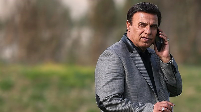 پرویز مظلومی دوباره از استقلال اخراج شد