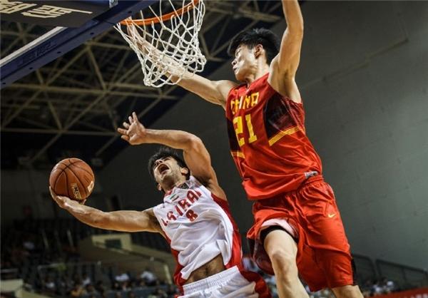 تیم ملی بسکتبال به فینال تورنمنت اطلس اسپرت چین راه یافت