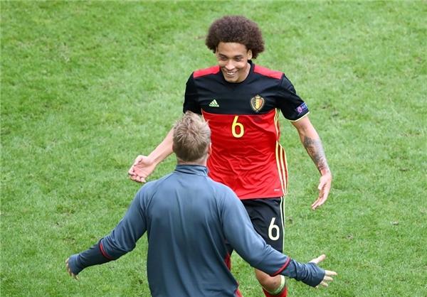 پیروزی 3 بر صفر بلژیک مقابل ایرلند