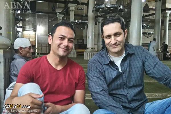 ظهور مجدد خانواده دیکتاتور سابق مصر