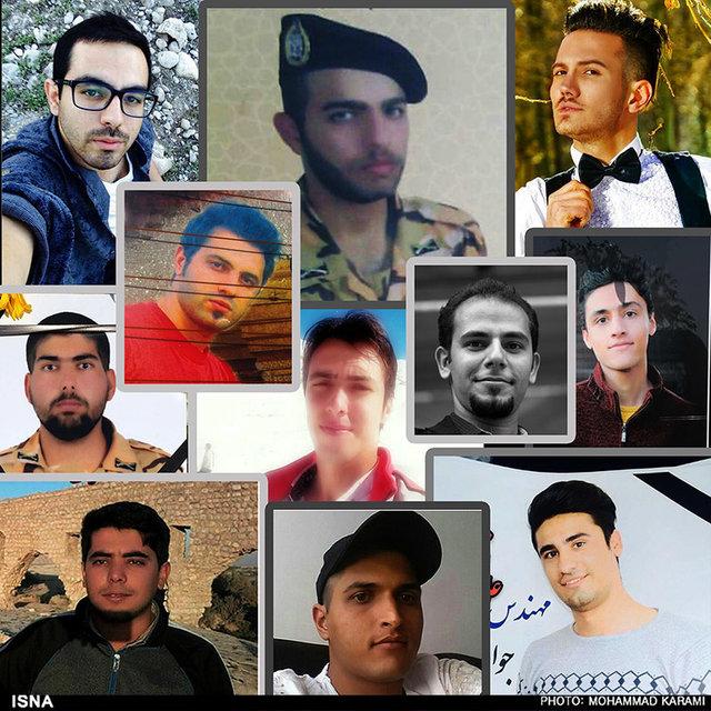 عکسی از سربازان که به اشتباه منتشر شده است!